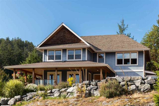 4622 Sinclair Bay Road #35, Pender Harbour, BC V0N 1S1 (#R2479872) :: RE/MAX City Realty