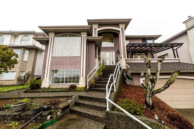 2245 Sorrento Drive, Coquitlam, BC V3K 6P3 (#R2481500) :: 604 Realty Group