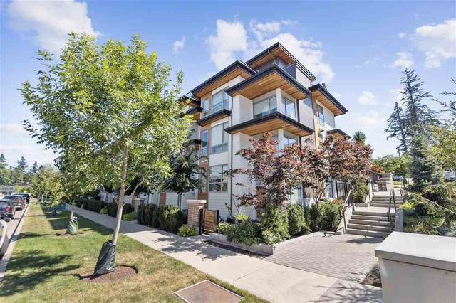 2825 159 Street #48, Surrey, BC V3Z 0T9 (#R2482119) :: RE/MAX City Realty