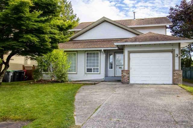 15476 95A Avenue, Surrey, BC V3R 7S7 (#R2482433) :: RE/MAX City Realty