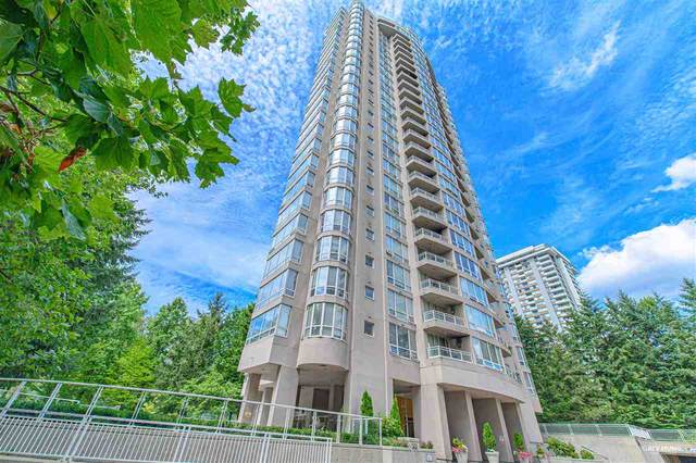 9603 Manchester Drive #1705, Burnaby, BC V3N 4Y7 (#R2482741) :: 604 Realty Group