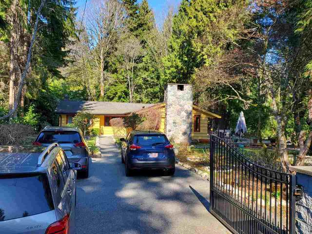 4375 Marine Drive, West Vancouver, BC V7W 2N6 (#R2483062) :: 604 Home Group