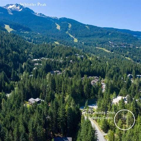 2121 Nordic Drive, Whistler, BC V8E 0A6 (#R2483116) :: Initia Real Estate