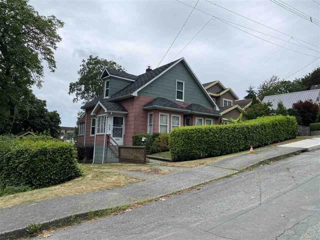 428 Fourteen Street, New Westminster, BC V3M 4N9 (#R2483244) :: Premiere Property Marketing Team