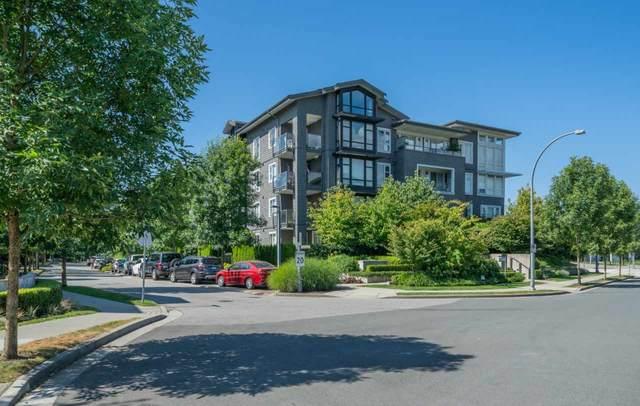 550 Seaborne Place #108, Port Coquitlam, BC V3B 0L3 (#R2483417) :: Ben D'Ovidio Personal Real Estate Corporation | Sutton Centre Realty