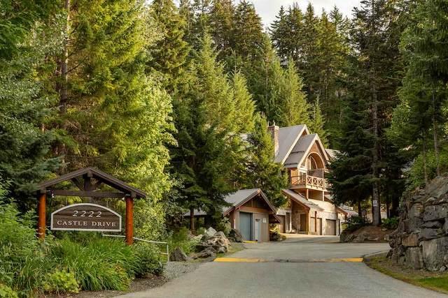 2222 Castle Drive #210, Whistler, BC V8E 0L7 (#R2483793) :: 604 Realty Group