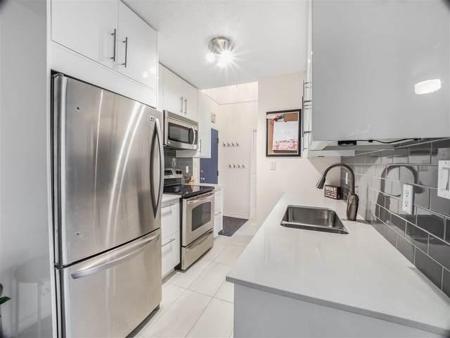 620 Blackford Street #306, New Westminster, BC V3M 1R6 (#R2484156) :: Homes Fraser Valley