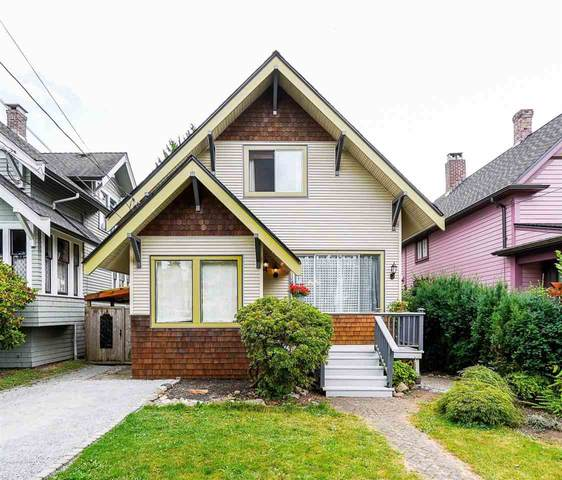 1034 Seventh Avenue, New Westminster, BC V3M 2J5 (#R2484162) :: 604 Home Group