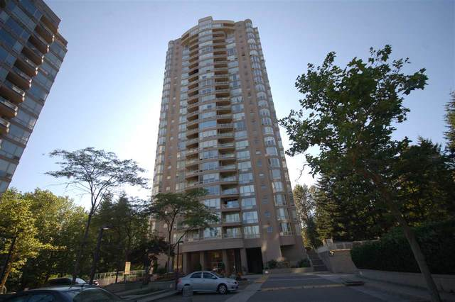 9603 Manchester Drive #1603, Burnaby, BC V3N 4Y7 (#R2484445) :: Premiere Property Marketing Team