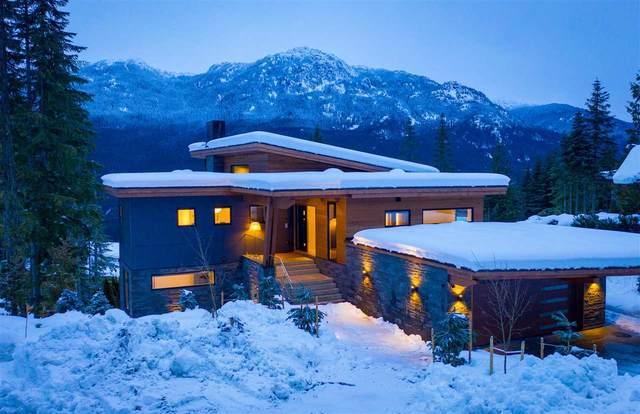 2919 Heritage Peaks Trail, Whistler, BC V8E 0L6 (#R2484573) :: Homes Fraser Valley
