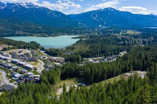 8611 Maelle Ricker Lane, Whistler, BC V8E 1L9 (#R2484607) :: Homes Fraser Valley