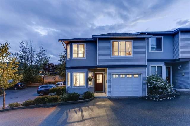 22950 116TH Avenue #110, Maple Ridge, BC V2X 2T7 (#R2484730) :: Ben D'Ovidio Personal Real Estate Corporation | Sutton Centre Realty