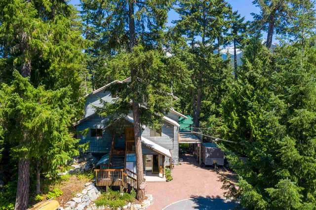 9600 Emerald Drive, Whistler, BC V8E 0G5 (#R2485054) :: 604 Realty Group
