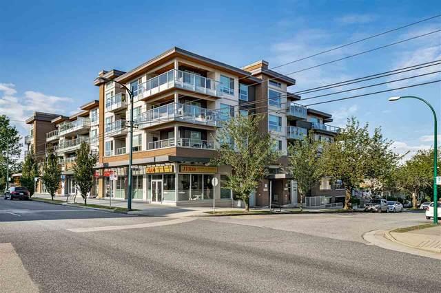2888 E 2Nd Avenue #512, Vancouver, BC V5M 1E3 (#R2485388) :: Ben D'Ovidio Personal Real Estate Corporation | Sutton Centre Realty