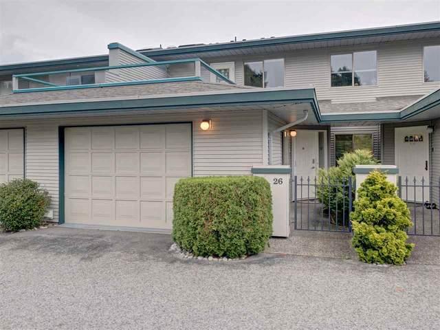 555 Eaglecrest Drive #26, Gibsons, BC V0N 1V8 (#R2485443) :: Initia Real Estate