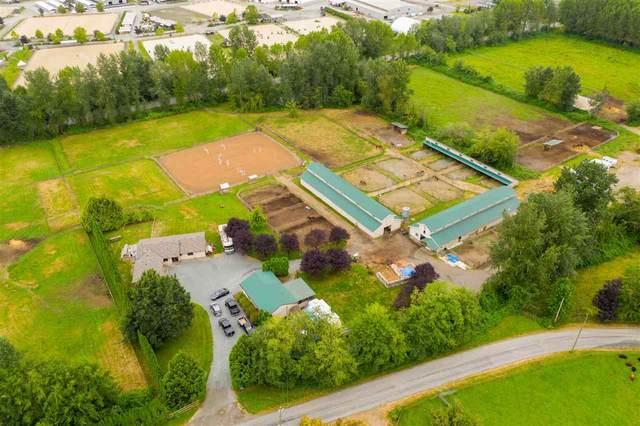7307 Telegraph Trail, Langley, BC V1M 2M2 (#R2485615) :: Ben D'Ovidio Personal Real Estate Corporation | Sutton Centre Realty