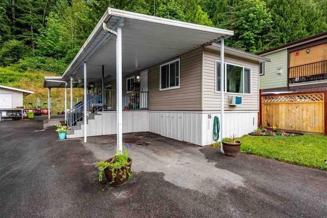 46511 Chilliwack Lake Road #16, Chilliwack, BC V2R 3S2 (#R2485639) :: 604 Realty Group