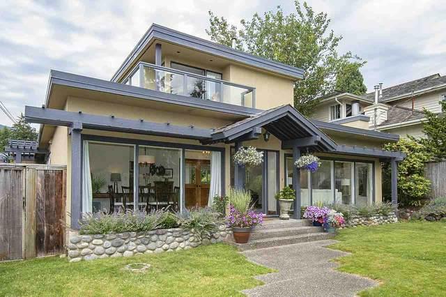 1049 Jefferson Avenue, West Vancouver, BC V7T 2A6 (#R2485741) :: Ben D'Ovidio Personal Real Estate Corporation | Sutton Centre Realty