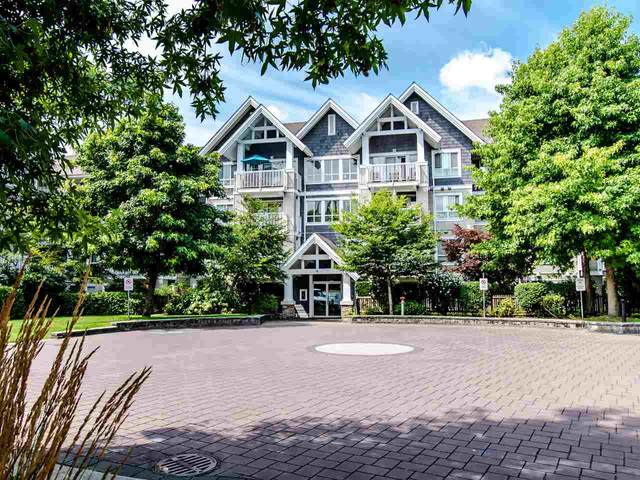 20750 Duncan Way #415, Langley, BC V3A 9J6 (#R2485777) :: Homes Fraser Valley