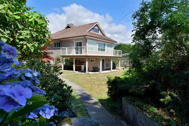 5460 Burley Place, Sechelt, BC V0N 3A0 (#R2485784) :: Initia Real Estate