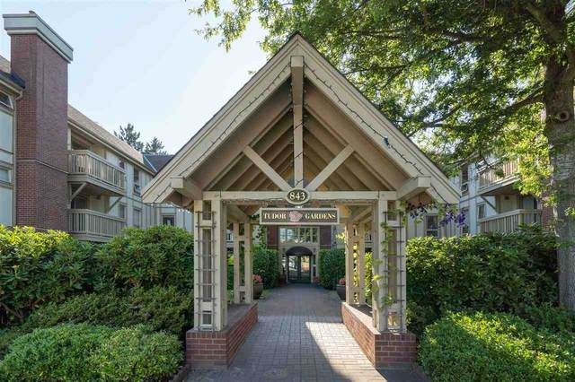 843 22ND Street #302, West Vancouver, BC V7V 4C1 (#R2485809) :: Ben D'Ovidio Personal Real Estate Corporation | Sutton Centre Realty