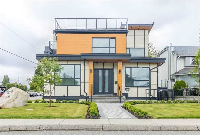 2239 London Street, New Westminster, BC V3M 3G1 (#R2485883) :: Ben D'Ovidio Personal Real Estate Corporation | Sutton Centre Realty