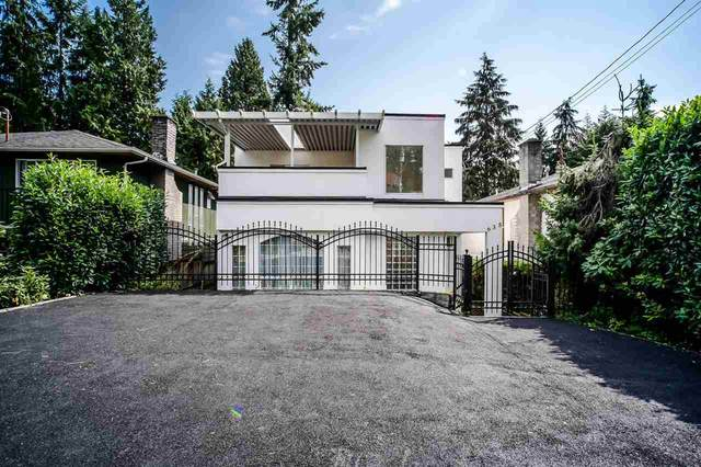 635 W Queens Road, North Vancouver, BC V7N 2L2 (#R2485936) :: Ben D'Ovidio Personal Real Estate Corporation | Sutton Centre Realty