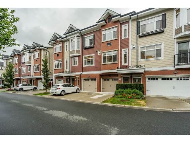 8068 207 Street #84, Langley, BC V2Y 0M9 (#R2485963) :: Homes Fraser Valley