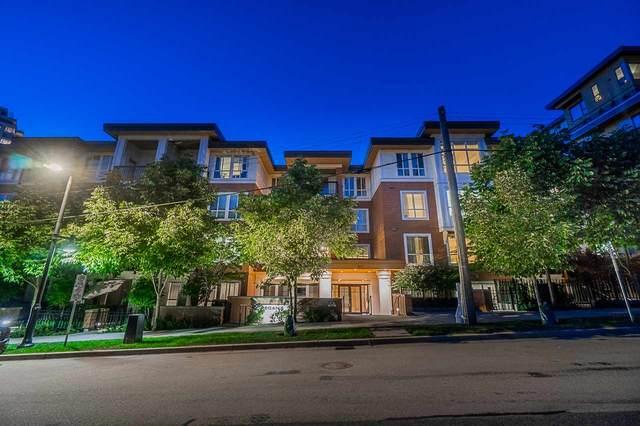 611 Regan Avenue #306, Coquitlam, BC V3J 0E5 (#R2485981) :: Ben D'Ovidio Personal Real Estate Corporation   Sutton Centre Realty