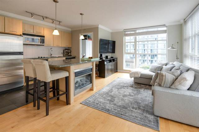 1199 Seymour Street #508, Vancouver, BC V6B 1K3 (#R2486026) :: Ben D'Ovidio Personal Real Estate Corporation | Sutton Centre Realty