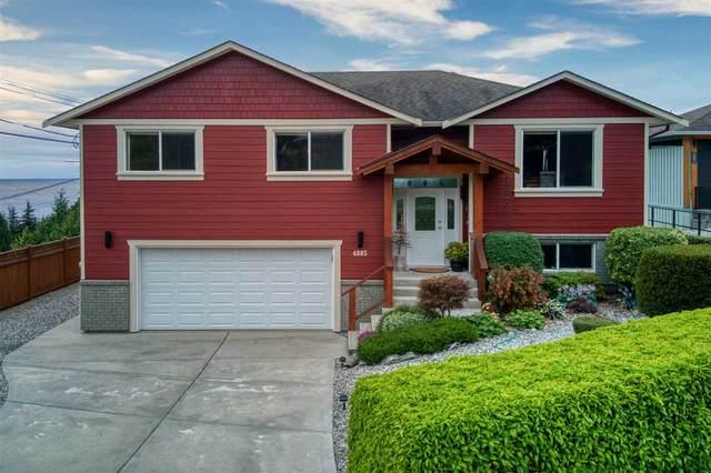 4885 Laurel Avenue, Sechelt, BC V0N 3A2 (#R2486028) :: Initia Real Estate