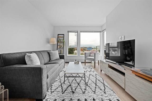 384 E 1ST Avenue #611, Vancouver, BC V5T 0G5 (#R2486062) :: Ben D'Ovidio Personal Real Estate Corporation | Sutton Centre Realty