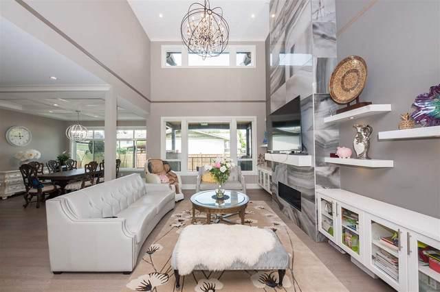 972 Macintosh Street, Coquitlam, BC V3J 4Z2 (#R2486063) :: Ben D'Ovidio Personal Real Estate Corporation | Sutton Centre Realty