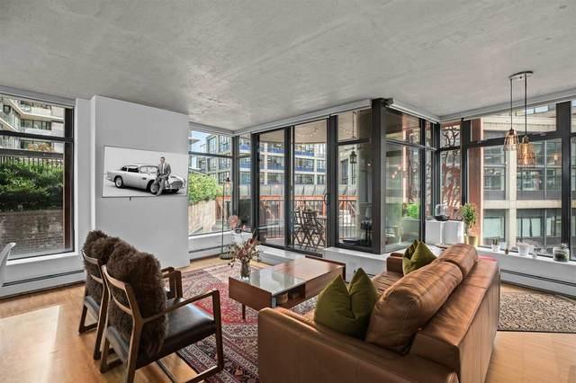 128 W Cordova Street #706, Vancouver, BC V6B 0E8 (#R2486079) :: Ben D'Ovidio Personal Real Estate Corporation | Sutton Centre Realty