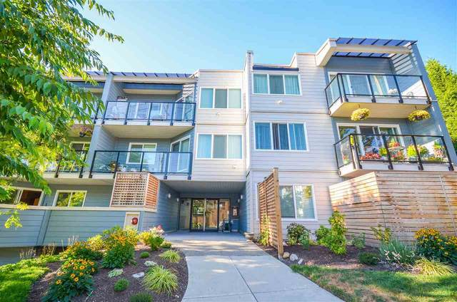 156 W 21ST Street #204, North Vancouver, BC V7M 1Y9 (#R2486113) :: Ben D'Ovidio Personal Real Estate Corporation | Sutton Centre Realty