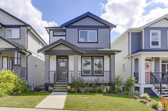 24310 102 Avenue, Maple Ridge, BC V2W 0C2 (#R2486223) :: Ben D'Ovidio Personal Real Estate Corporation | Sutton Centre Realty