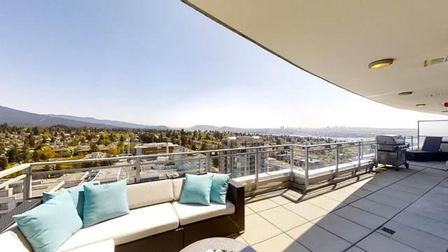 125 E 14TH Street #2205, North Vancouver, BC V7L 0E6 (#R2486226) :: Ben D'Ovidio Personal Real Estate Corporation | Sutton Centre Realty