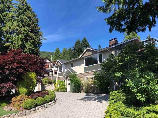 4580 Bonita Drive, North Vancouver, BC V7R 3J6 (#R2486243) :: Ben D'Ovidio Personal Real Estate Corporation | Sutton Centre Realty