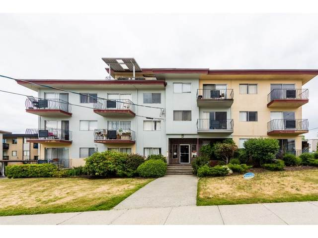 611 Blackford Street #105, New Westminster, BC V3M 1R7 (#R2486245) :: Ben D'Ovidio Personal Real Estate Corporation | Sutton Centre Realty