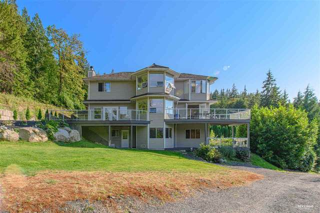 4208 Bedwell Bay Road, Belcarra, BC V3H 4R1 (#R2486501) :: Ben D'Ovidio Personal Real Estate Corporation | Sutton Centre Realty