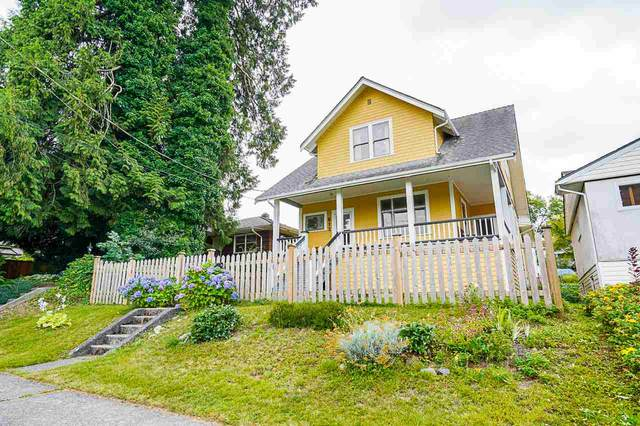 612 Colborne Street, New Westminster, BC V3L 2C9 (#R2487394) :: Premiere Property Marketing Team