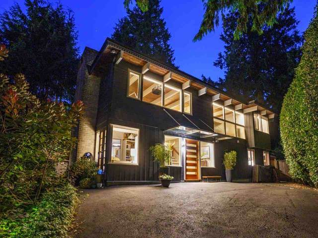 6435 Wellington Avenue, West Vancouver, BC V7W 2H7 (#R2487681) :: Premiere Property Marketing Team