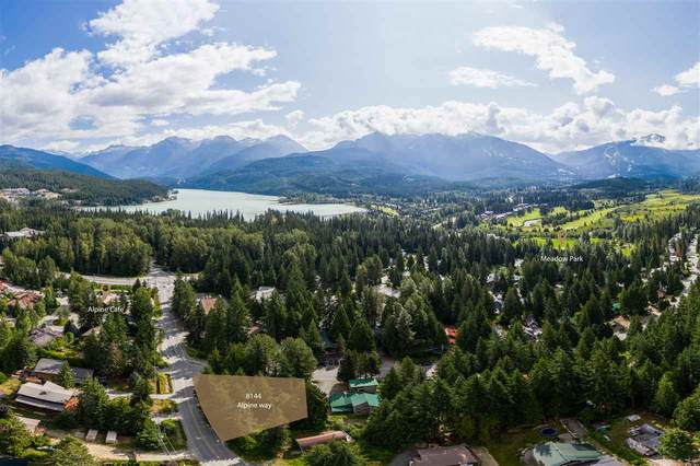 8144 Alpine Way, Whistler, BC V8E 0G2 (#R2488054) :: 604 Realty Group