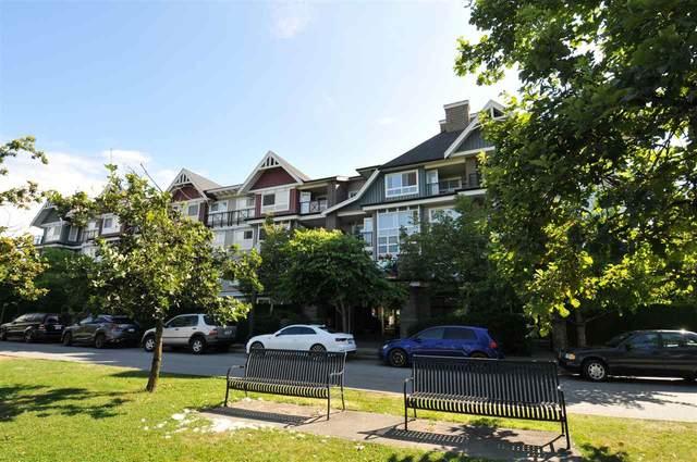 7088 Mont Royal Square #204, Vancouver, BC V5S 4X7 (#R2489130) :: Ben D'Ovidio Personal Real Estate Corporation   Sutton Centre Realty