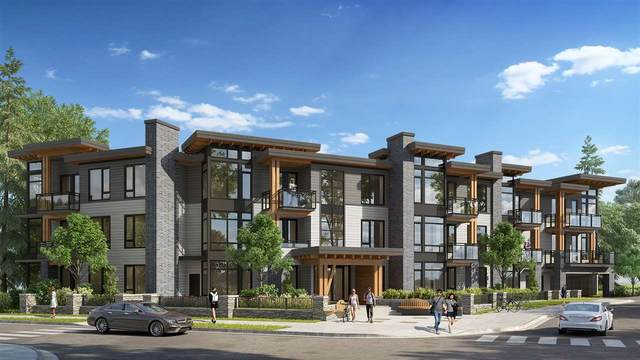 3095 Crescentview Drive #209, North Vancouver, BC V7R 2V2 (#R2489544) :: Initia Real Estate