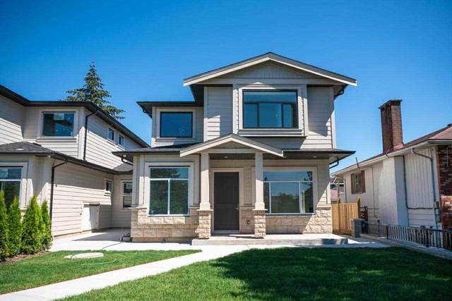 884 Invergarry Avenue, Burnaby, BC V5B 4M8 (#R2489837) :: Premiere Property Marketing Team