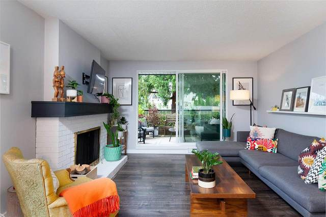 4926 48 Avenue #107, Delta, BC V4K 1V3 (#R2490083) :: Premiere Property Marketing Team