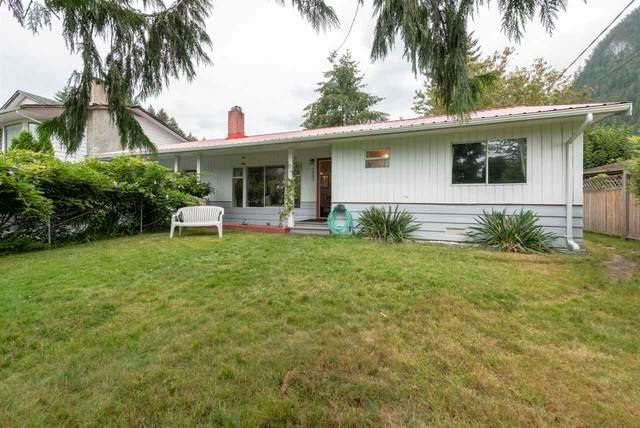1993 Spruce Drive, Squamish, BC V8B 0C2 (#R2490246) :: Ben D'Ovidio Personal Real Estate Corporation | Sutton Centre Realty