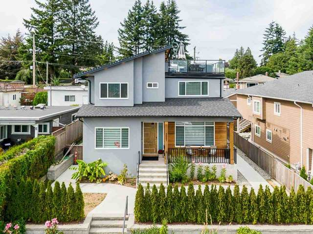 327 E Eighth Avenue, New Westminster, BC V3L 4K7 (#R2490386) :: Ben D'Ovidio Personal Real Estate Corporation | Sutton Centre Realty