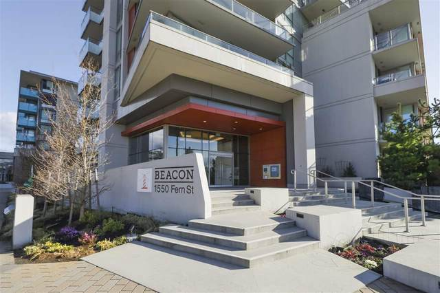 1550 Fern Street #204, North Vancouver, BC V7J 0A9 (#R2491683) :: Ben D'Ovidio Personal Real Estate Corporation   Sutton Centre Realty